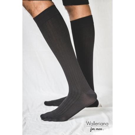 Chaussettes bien-être noires Take me to New-York