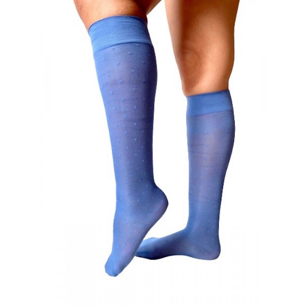 Stylish Moderate Compression Knee High To Relieve Heavy Swollen Legs