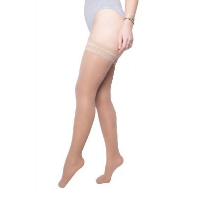 Bas bien-être jambes légères voile invisible, Hello Laguna