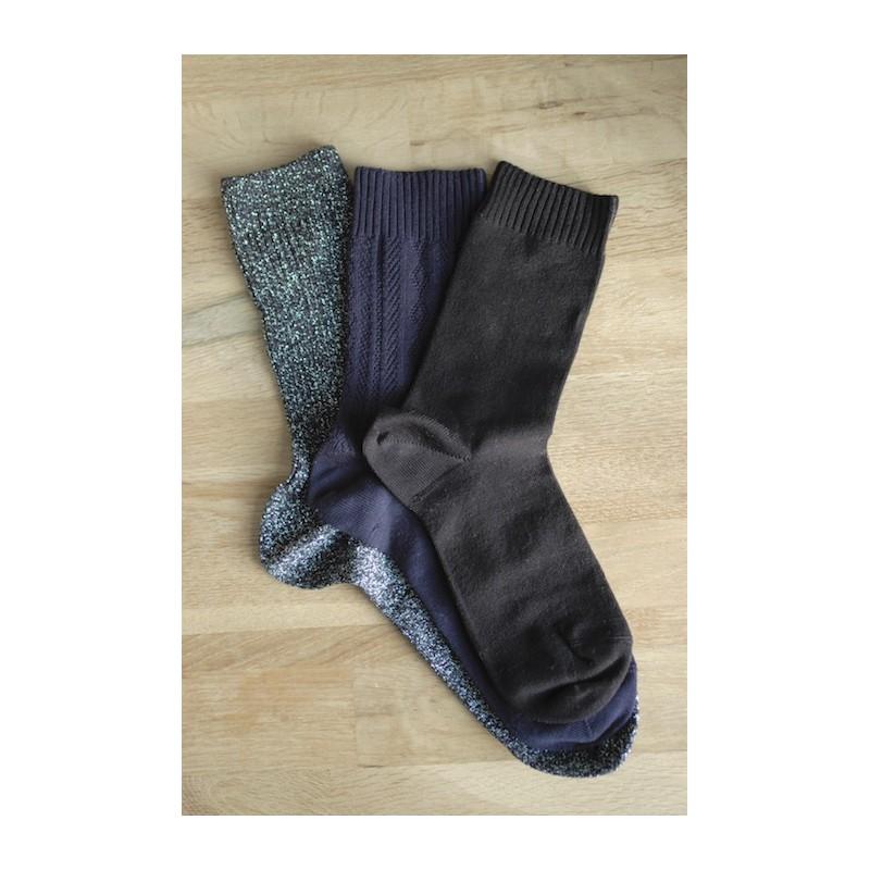 Pack Wanderlust 2 paires de chaussettes