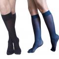 Pack duo jambes légères Saint Malo + Simple - mi-bas compression modérée