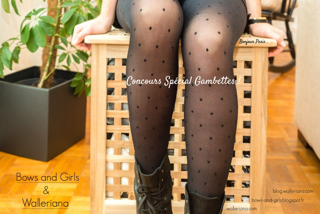 Concours spécial Gambettes avec Bows and Girls