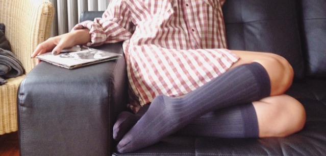 Walleriana chaussettes bien-être : Je prends soin de mes gambettes