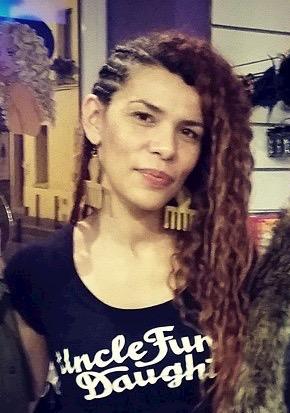 Maïka du Curl Shop