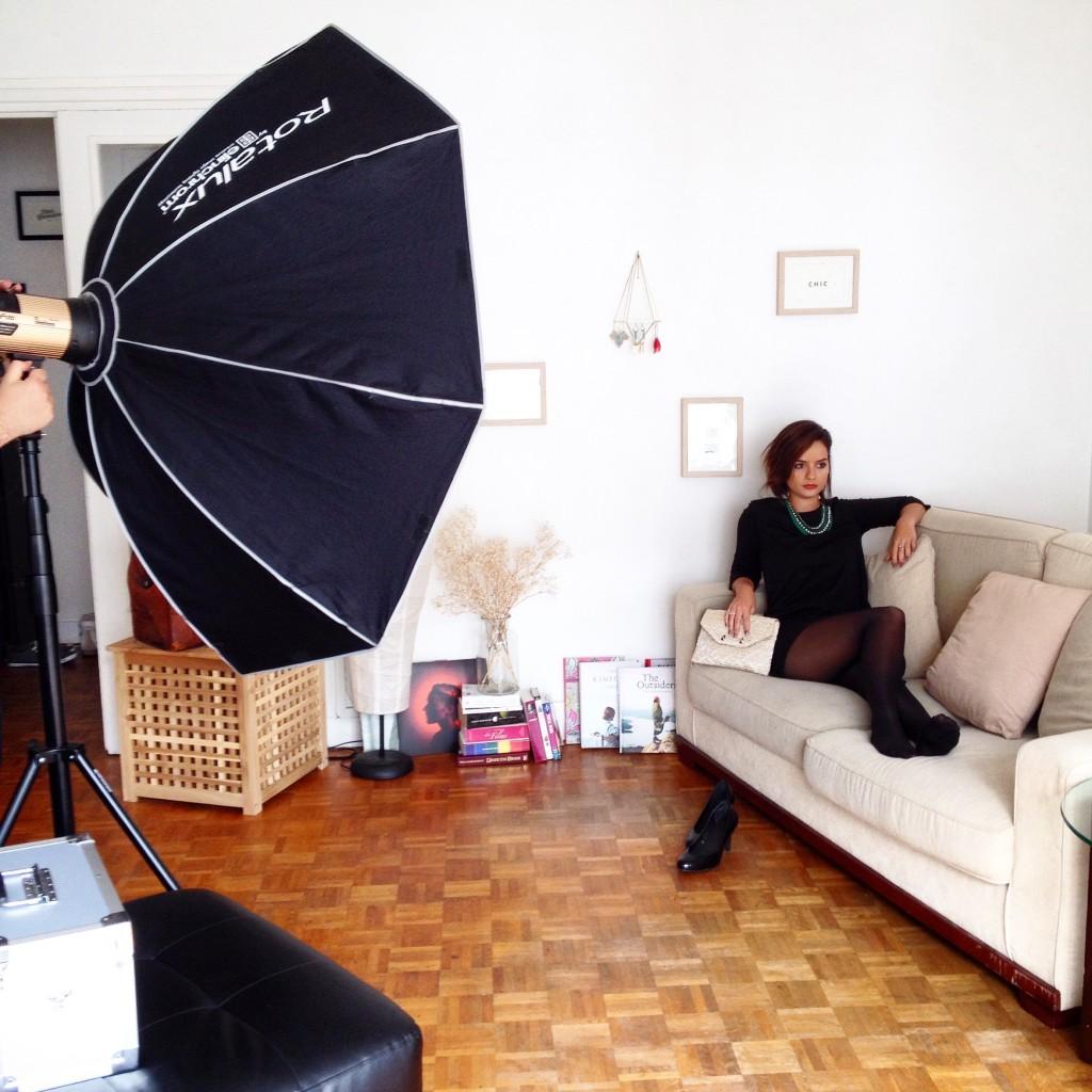 Shooting studio du 13 septembre 2015