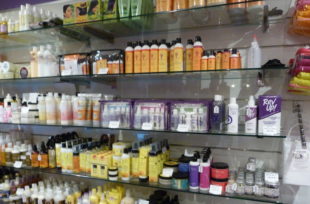 La boutique Le Curl Shop