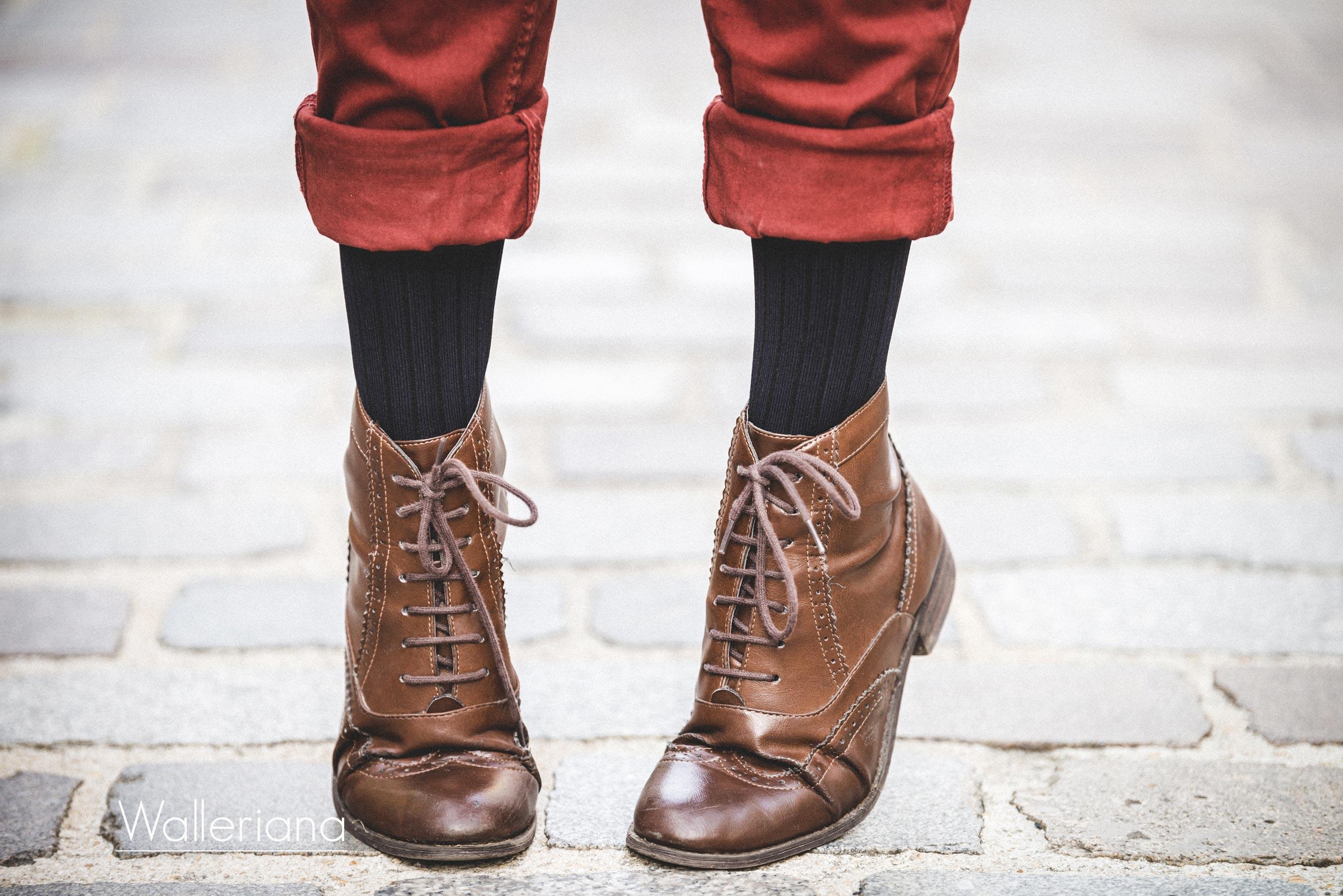 chaussettes de contention seyantes