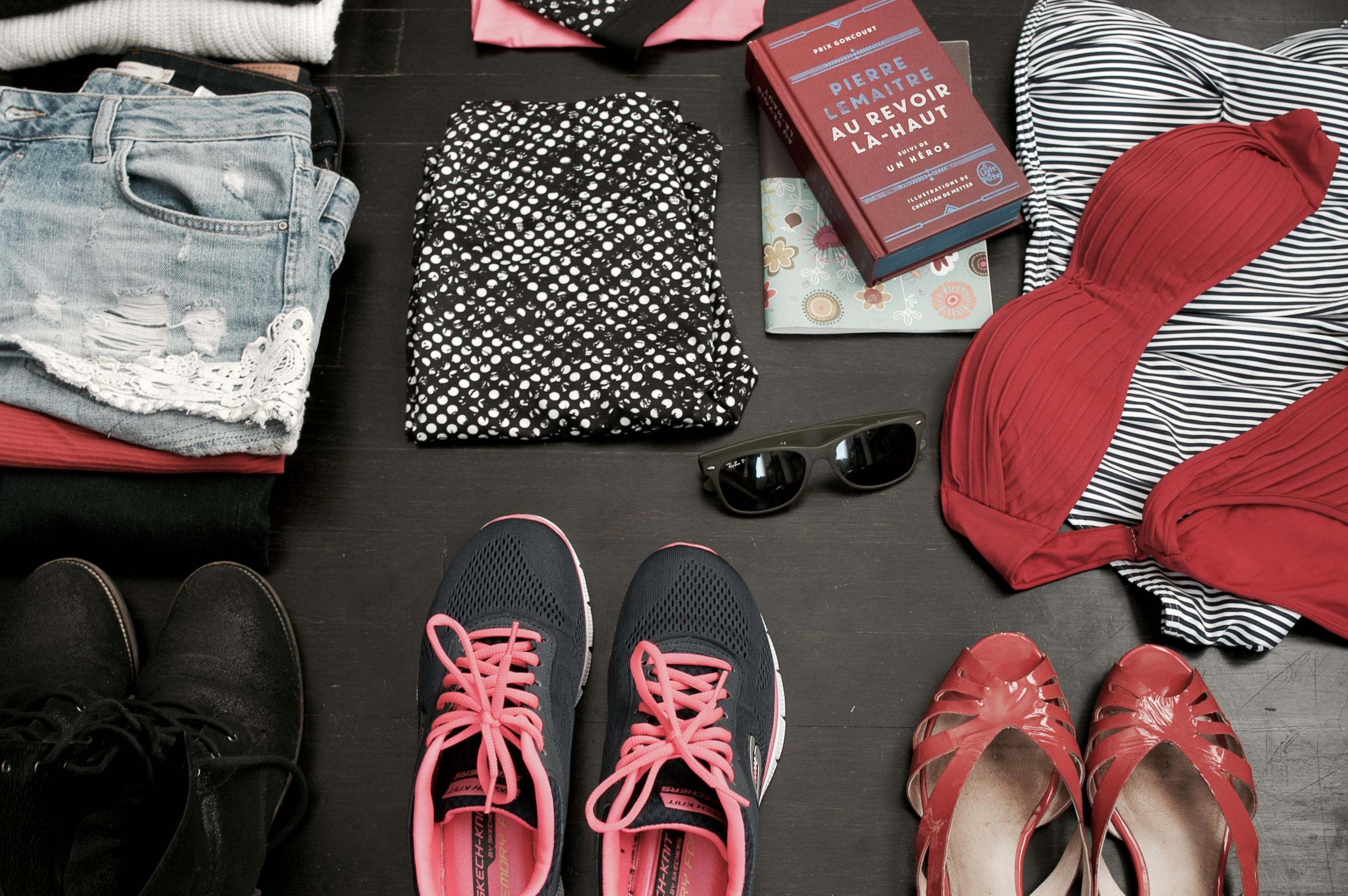 Préparer sa valise : quelques indispensables