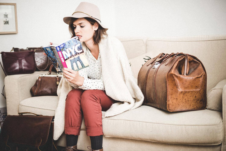 Partir en voyage : optimiser l'espace dans sa valise (la loi du Tetris)