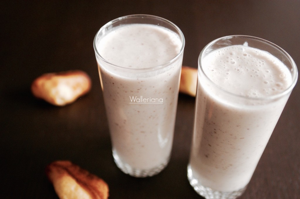 smoothie poire banane dattes