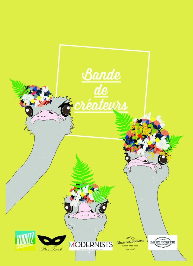 Bande de créateurs : à la rencontre des créateurs français