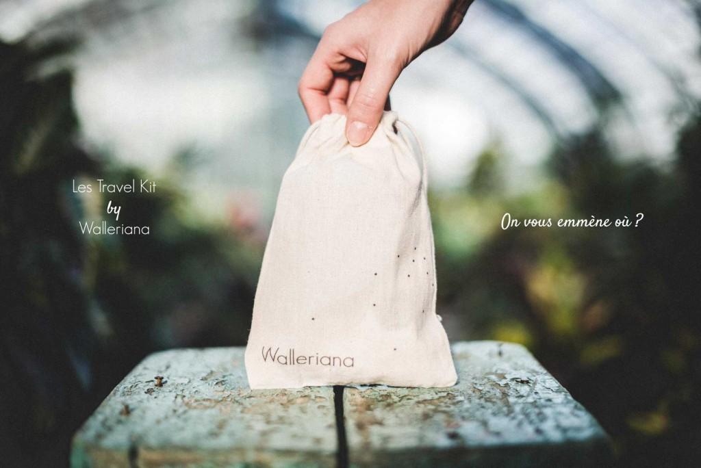 Vous lui offrez quoi pour la fête des mères : kit de voyage Walleriana
