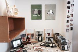 DMA Galerie, rendez-vous des créateurs, popup store Rennes