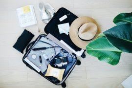 Préparer sa valise en 4 étapes