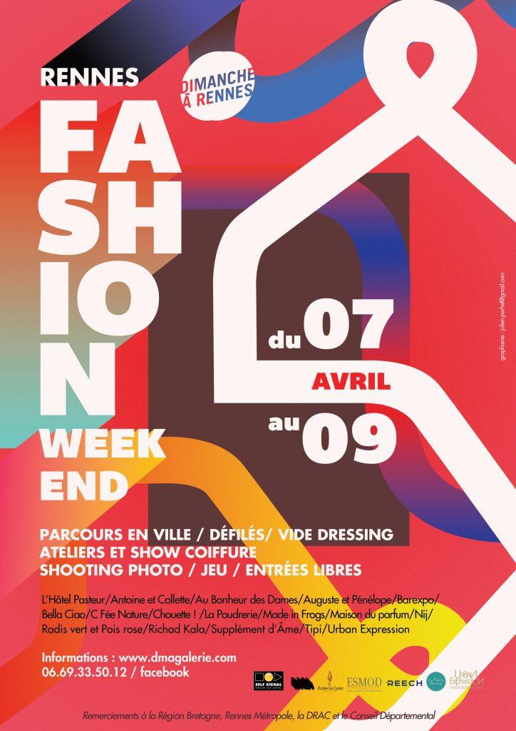 Fashion Weekend 2017 Rennes