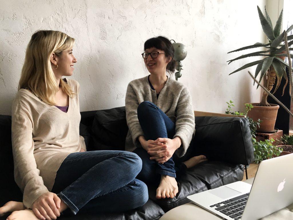 Alexis et Kachen - brainstorming