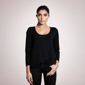 Les Sublimes - THE POKHARA LUXURY TEE - mode éco-responsable
