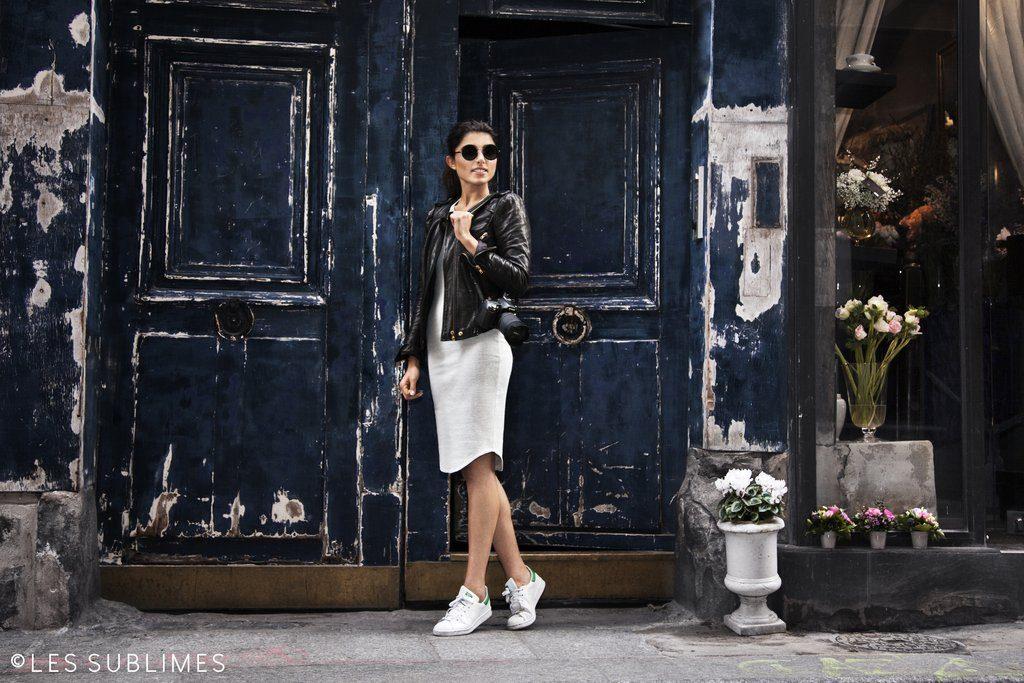 Les Sublimes London Dress Streets of Paris - mode éco-responsable