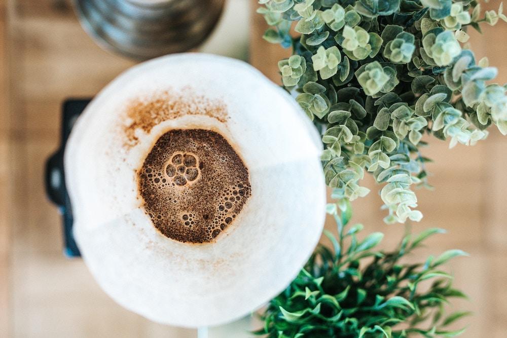 Gommage maison au marc de café