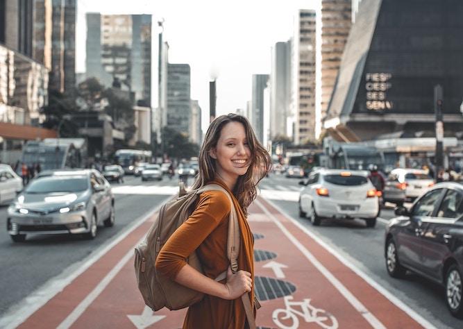 Apprendre à voyager léger quand on est enceinte