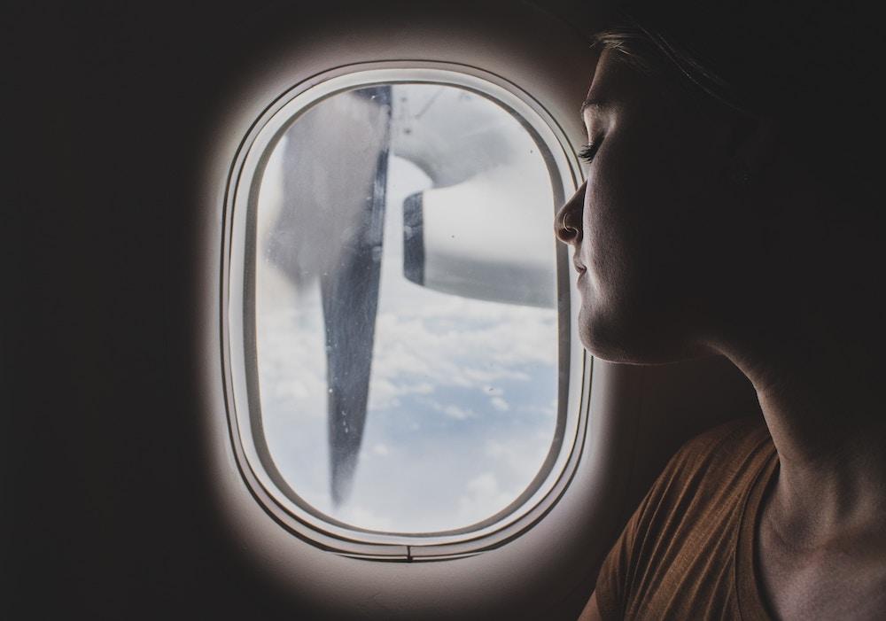 Prendre l'avion durant sa grossesse