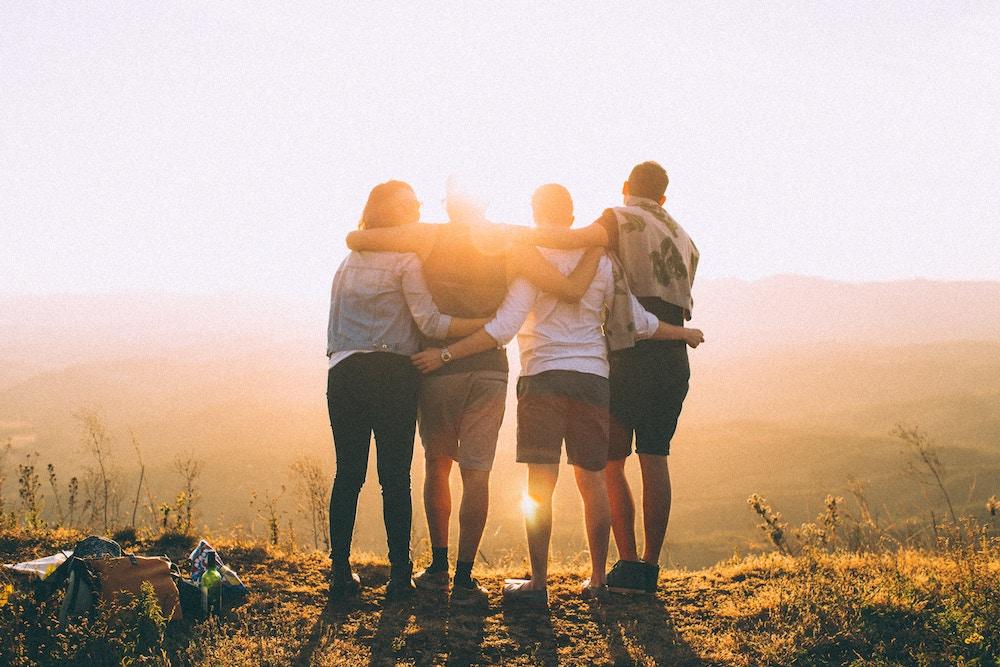 Pourquoi ne pas se motiver avec un groupe d'amis?