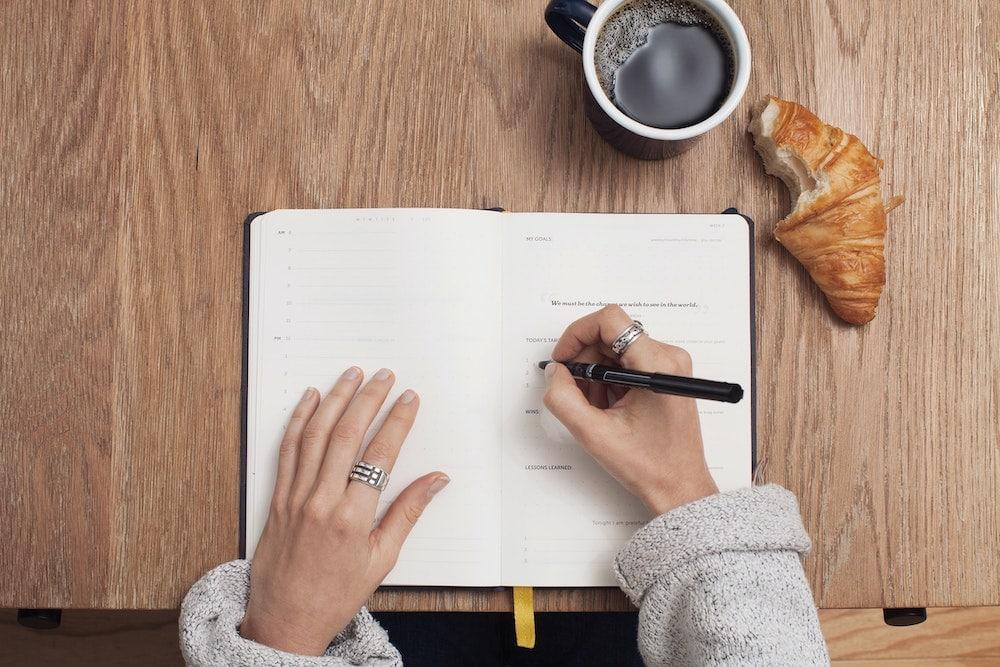 Planifiez du temps pour soi dans son agenda pour prendre soin de soi